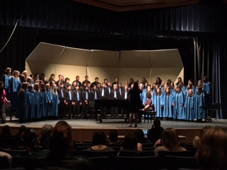 Mixed Choir-Large Group Contest